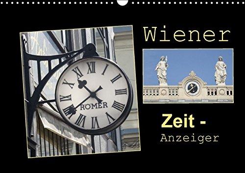 9783664573011: Wiener Zeit-Anzeiger - Wandkalender 2016