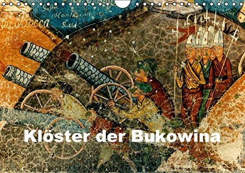 9783664577385: Kl�ster der Bukowina (Wandkalender 2016 DIN A4 quer): Die sch�nsten Moldaukl�ster in Rum�nien (Monatskalender, 14 Seiten)