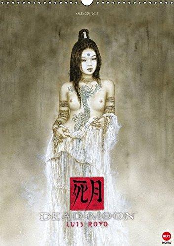 9783664585014: Dead Moon Posterkalender (Wandkalender 2016 DIN A3 hoch): Leidenschaft pur (Monatskalender, 14 Seiten) (Calvendo Kunst)