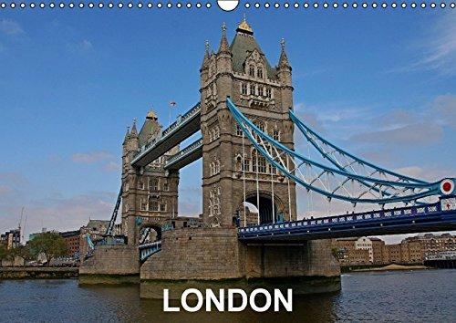 9783664590056: LondonCH-Version (Wandkalender 2016 DIN A3 quer): Eine kleine Auswahl der sehenswerten Orte in London finden Sie in diesem Kalender. (Monatskalender, 14 Seiten)