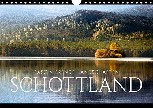 9783664594573: SCHOTTLAND - FASZINIERENDE LANDSCHAFTEN (Wandkalender 2016 DIN A4 quer): Faszinierende, stimmungsvolle Landschaften der Schottischen Highlands (Monatskalender, 14 Seiten)