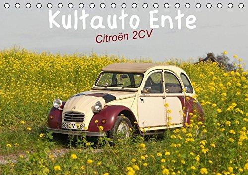 9783664605767: Kultauto Ente Citroën 2CV (Tischkalender 2016 DIN A5 quer)