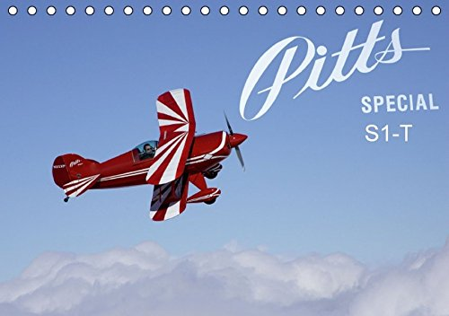 Pitts Special (Tischkalender immerwährend DIN A5 quer): Stefan Bau