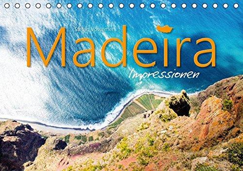 9783664623167: Madeira Impressionen (Tischkalender 2016 DIN A5 quer): Stimmungsvolle Eindrücke der portugiesischen Vulkaninsel (Monatskalender, 14 Seiten)