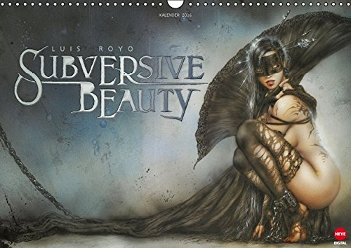 9783664626915: Luis Royo : SUBVERSIVE BEAUTY (Wandkalender 2016 DIN A3 quer): Exklusiver Kalender im spektakulärem Querformat (Monatskalender, 14 Seiten)