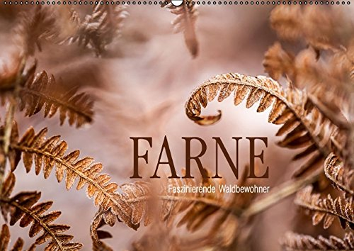 9783664630943: FARNE Faszinierende Waldbewohner (Wandkalender 2016 DIN A2 quer): FARNE - faszinierende und vielfältige Waldbewohner. (Monatskalender, 14 Seiten)
