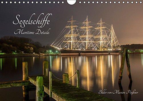 9783664635429: Segelschiffe - Maritime Details (Wandkalender 2016 DIN A4 quer): Bilder aus der faszinierenden Welt der Segelschiffe. (Monatskalender, 14 Seiten)