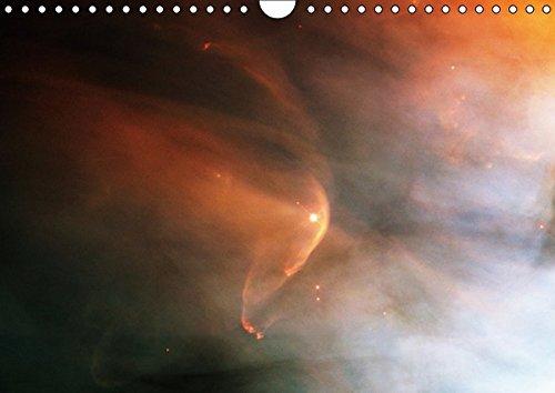 9783664641062: Weltraum (Wandkalender 2016 DIN A4 quer): Unendliche Weiten (Monatskalender, 14 Seiten)