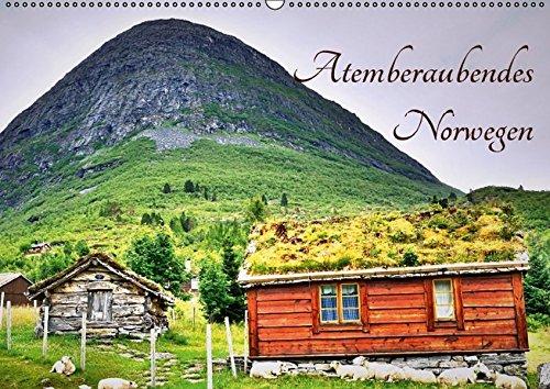 9783664646302: Atemberaubendes Norwegen (Wandkalender 2016 DIN A2 quer): Landschaftsaufnahmen aus Norwegen (Monatskalender, 14 Seiten)