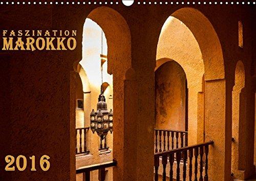 9783664687091: Faszination Marokko (Wandkalender 2016 DIN A3 quer): Impressionen aus dem K�nigreich Marokko. (Monatskalender, 14 Seiten)