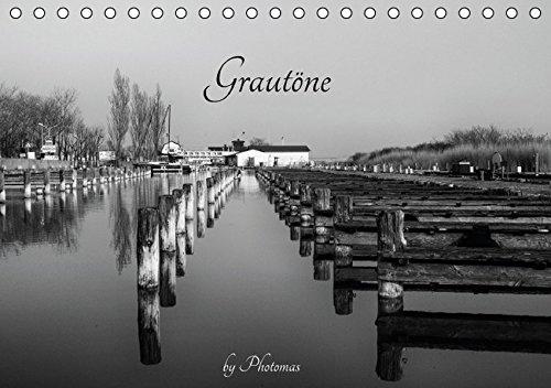 9783664746774: GrautneAT-Version (Tischkalender 2016 DIN A5 quer): 12 Bilder - gesehen und festgehalten von Photomas (Monatskalender, 14 Seiten) (CALVENDO Orte)