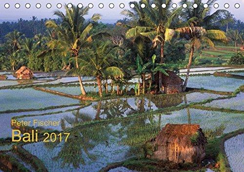 9783664794898: Peter Fischer - Bali 2017 (Tischkalender 2017 DIN A5 quer): Unglaubliche Farben und Vielfalt einer exotischen Insel. (Monatskalender, 14 Seiten )