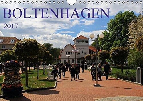 9783664805037: Boltenhagen 2017 (Wandkalender 2017 DIN A4 quer): Das Ostseebad Boltenhagen - ein Kleinod an der mecklenburgischen Ostseeküste. (Monatskalender, 14 Seiten )