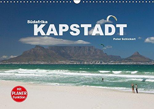 9783664805198: Südafrika - Kapstadt (Wandkalender 2017 DIN A3 quer): 13 traumhafte Reisefotos aus Kapstadt - Südafrika. (Geburtstagskalender, 14 Seiten)