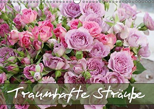 9783664834921: Traumhafte Sträuße (Wandkalender 2017 DIN A3 quer): 12 erfrischende und bezaubernde Blumensträuße (Monatskalender, 14 Seiten)
