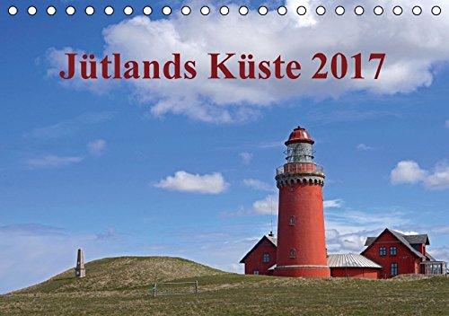 9783664839810: Jütlands Küste 2017 (Tischkalender 2017 DIN A5 quer): Eine Reise entlang der Küste Jütlands in Dänemark (Monatskalender, 14 Seiten )