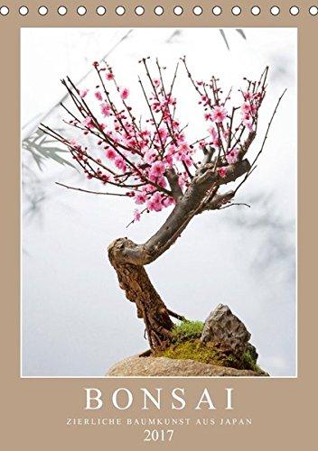 9783664861514: Bonsai: Zierliche Baumkunst aus Japan (Tischkalender 2017 DIN A5 hoch): Miniatur Zen-Garten: Miniaturbäume in Steinschalen (Monatskalender, 14 Seiten )