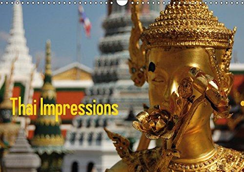9783664872527: Thai Impressions (Wandkalender 2017 DIN A3 quer): Mit dem Rucksack durch Thailand (Monatskalender, 14 Seiten )