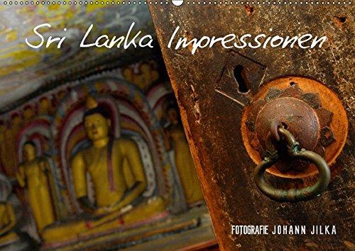 9783664884025: Sri Lanka Impressionen (Wandkalender 2017 DIN A2 quer): Die Sehnsuchtsinsel im indischen Ozean (Monatskalender, 14 Seiten )