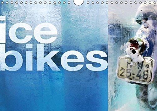 9783664886159: Ice Bikes (Wandkalender 2017 DIN A4 quer): Kalender Ice Bikes (Monatskalender, 14 Seiten )