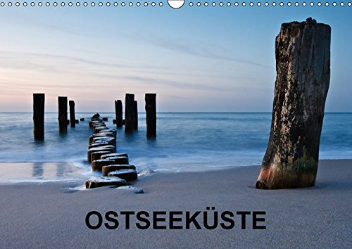 Ostseeküste (Wandkalender 2017 DIN A3 quer) - Rico Ködder