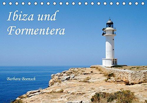 9783664915767: Ibiza und Formentera (Tischkalender 2017 DIN A5 quer): traumhafte Schwesterinseln im Mittelmeer (Monatskalender, 14 Seiten )