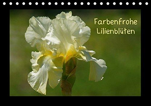 9783664915897: Farbenfrohe Lilienblüten (Tischkalender 2017 DIN A5 quer): Wunderschöne Schwertlilien in der Natur und Parkanlagen (Monatskalender, 14 Seiten )