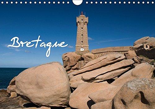 9783664923434: Bretagne (Wandkalender 2017 DIN A4 quer): Eindrücke der größten Halbinsel Frankreichs. (Monatskalender, 14 Seiten )