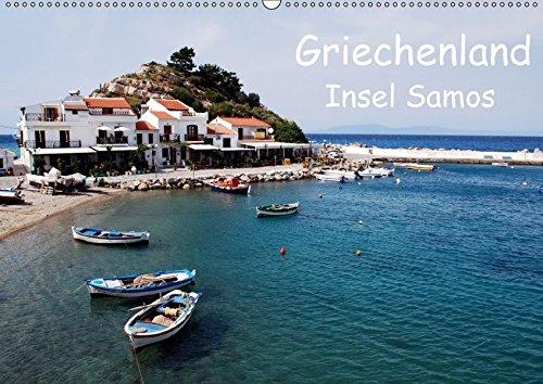 9783664945665: Griechenland - Insel Samos (Wandkalender 2017 DIN A2 quer): Dreams of Greece (Monatskalender, 14 Seiten )