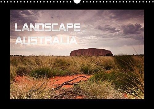 9783664961474: Landscape Australia (Wandkalender 2017 DIN A3 quer): Landschaften zum Genießen (Monatskalender, 14 Seiten )