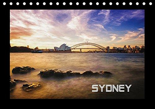 9783664961573: Sydney 2017 (Tischkalender 2017 DIN A5 quer): Die schimmernde Perle Australiens (Monatskalender, 14 Seiten )