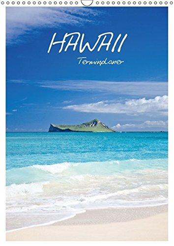 9783664963485: Hawaii - Terminplaner (Wandkalender 2017 DIN A3 hoch): Impressionen aus Hawaii (Planer, 14 Seiten )