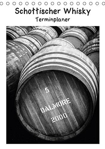 9783664966134: Schottischer Whisky - Terminplaner / CH-Version (Tischkalender 2017 DIN A5 hoch): ein Streifzug durch schottische Whisky-Destillerien (Planer, 14 Seiten )