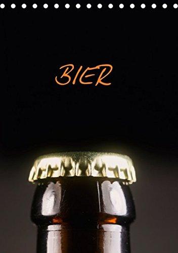 9783664975860: Bier (Tischkalender 2017 DIN A5 hoch): Fotografien rund um das Bier, Hopfen,Brotzeit (Monatskalender, 14 Seiten )