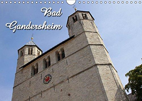9783664977505: Bad Gandersheim (Wandkalender 2017 DIN A4 quer): Ein Streifzug durch die Roswithastadt (Monatskalender, 14 Seiten )