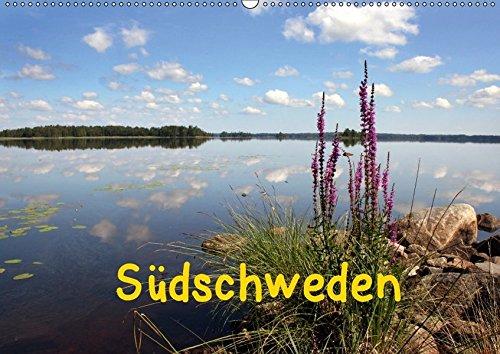 9783664984794: Südschweden (Wandkalender 2017 DIN A2 quer): Fotos aus Småland und Blekinge (Monatskalender, 14 Seiten )