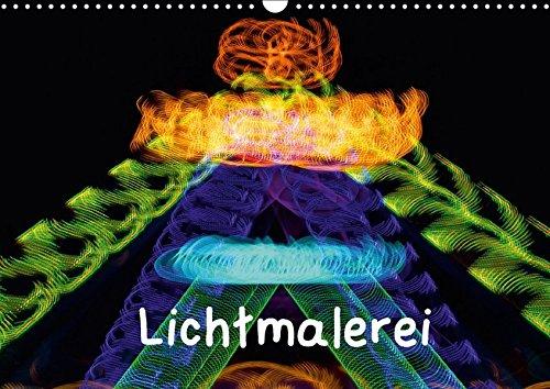9783664984947: Lichtmalerei (Wandkalender 2017 DIN A3 quer): Spuren des Lichts, abstrakt dargestellt. (Monatskalender, 14 Seiten )
