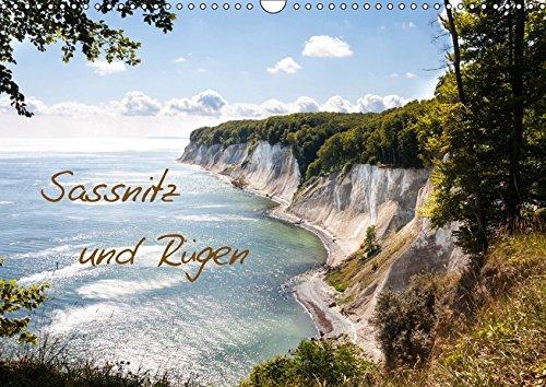 9783664987047: Sassnitz und Rügen (Wandkalender 2017 DIN A3 quer): Die Insel der Gegensätze (Monatskalender, 14 Seiten )