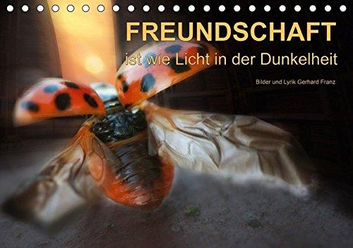 9783664988884: Freundschaft (Tischkalender 2017 DIN A5 quer): Bilder und Texte zum Thema Freundschaft (Monatskalender, 14 Seiten )