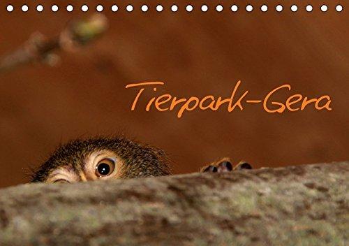 9783664994113: Tierpark-Gera (Tischkalender 2017 DIN A5 quer): Für diejenigen die nicht alltägliche Tierfotos lieben, oder nur den Tag wissen wollen, ist dieser Kalender gemacht. (Monatskalender, 14 Seiten )