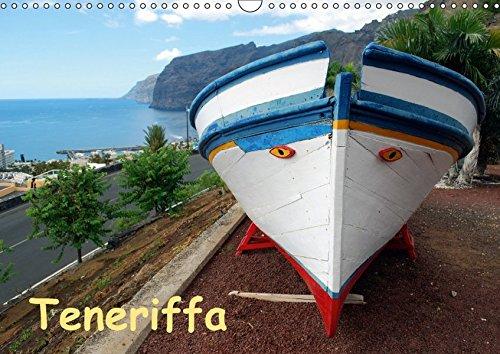 9783665002374: Teneriffa (Wandkalender 2017 DIN A3 quer): Kanarische Inseln (Monatskalender, 14 Seiten )