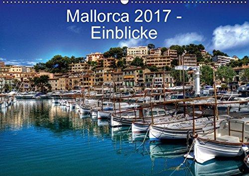9783665017262: Mallorca 2017 - Einblicke (Wandkalender 2017 DIN A2 quer): Tolle Bilder der Insel Mallorca laden zum Träumen ein. Fantastische Farben lassen bekannte ... neu entdecken (Monatskalender, 14 Seiten )