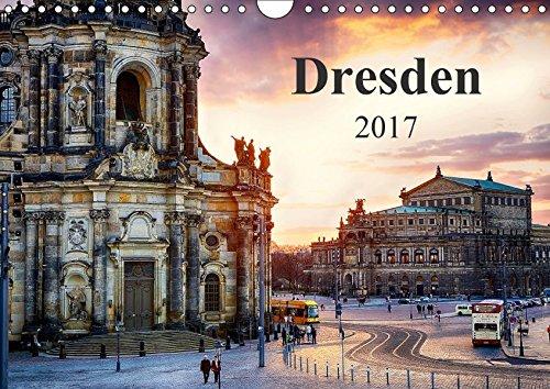 Dresden 2017 / Geburtstagskalender (Wandkalender 2017 DIN: Dirk Meutzner