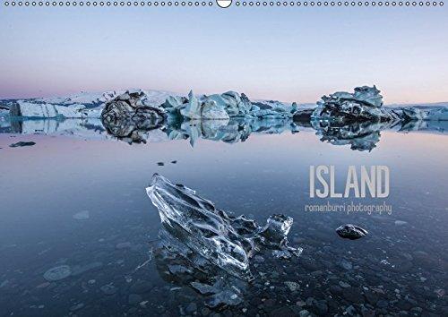 9783665057190: Island (Wandkalender 2017 DIN A2 quer): Die grossartige Landschaft und die schier endlose Weite machen Island zu einem unvergesslichen Reiseziel. (Monatskalender, 14 Seiten )