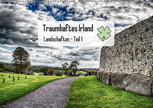 9783665068257: 2017: Traumhaftes Irland - Landschaften Teil 1/CH-Version (Wandkalender 2017 DIN A2 quer): Irlands Küsten und schönste Landschaften Teil 1, Küste, ... (Monatskalender, 14 Seiten )