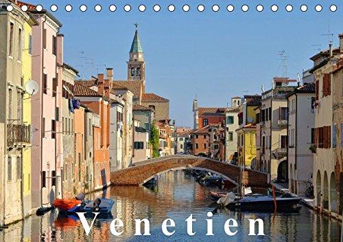 9783665076030: Venetien (Tischkalender 2017 DIN A5 quer): Venetien - das ist mehr als nur Venedig. Entdecken Sie mit diesen Bildern alte Städte und Burgen in Norditalien. (Monatskalender, 14 Seiten )