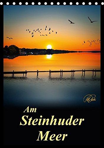 9783665085704: Am Steinhuder Meer/Planer (Tischkalender 2017 DIN A5 hoch): Folgen Sie dem Fotokünstler Peter Roder an das Steinhuder Meer - Paradies für Teil eines Naturparks (Planer, 14 Seiten)