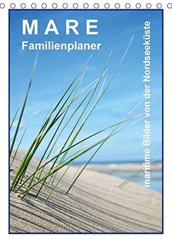 9783665090203: Mare - maritime Bilder von der Nordseeküste / CH - Version / Planer (Tischkalender 2017 DIN A5 hoch): Maritime Bilder - entstanden an der Nordseeküste ... Lust auf Urlaub machen! (Planer, 14 Seiten )