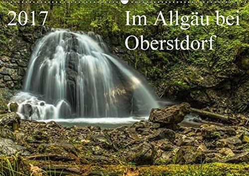 9783665097813: Im Allgäu bei Oberstdorf (Wandkalender 2017 DIN A2 quer): Beeindruckende Landschaftsbilder aus dem schönen Allgäu. (Monatskalender, 14 Seiten )