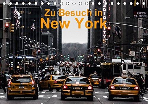 9783665129934: Zu Besuch in New York (Tischkalender 2017 DIN A5 quer): Impressionen aus der Weltstadt New York (Monatskalender, 14 Seiten )
